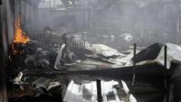 مصدر أممي: جماعة الحوثي ترفض السماح بإجراء أي تحقيق دولي في محرقة المهاجرين بصنعاء