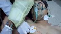 بالفيديو.. ارتفاع أعداد المصابين جراء القصف الحوثي الذي استهدف أحد الأحياء السكنية بمأرب