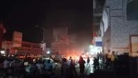 قوات الأمن تطلق الرصاص لتفريق متظاهرين غاضبين من تردي خدمة الكهرباء في المكلا