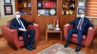 تطور علاقات تركيا ومصر سينعكس إيجابا على التجارة البينية