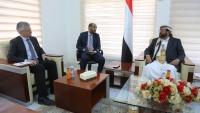 العرادة: حريصون على السلام وفي الوقت ذاته نملك القدرة على مواجهة غطرسة الحوثيين