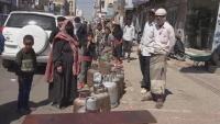 جماعة الحوثي تفرض زيادة جديدة في سعر الغاز المنزلي