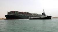 مصر تطلب 916 مليون دولار تعويض عن إغلاق قناة السويس