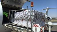 يونيسف: وصول أكثر من 19.5 طن من لقاحات الأطفال إلى مطار صنعاء