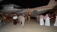 في زيارة غير معلنة.. وفد سعودي وأجنبي على رأسه تركي المالكي يصل سقطرى