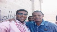 """حضرموت.. السلطات الأمنية تفرج عن المصور الصحفي """"بكير"""" بعد عام من اعتقاله"""