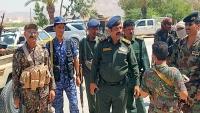 أمن وشرطة حضرموت تواصل انتشارها الأمني لتنظيم حركة السير خلال رمضان