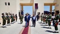 رئيس الوزراء: قرار إنشاء كلية حضرموت كان تاريخياً ونعول على مخرجاتها في ضبط أمن البلد