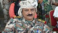 """هادي يعفي """"فضل باعش"""" من منصبه كقائد لقوات الأمن الخاصة في عدن ولحج وأبين"""