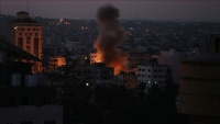 إسرائيل تقر ضرب غزة إذا استمر إطلاق الصواريخ وتفرض إغلاقا بحريا كاملا على القطاع