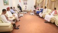وزير الداخلية: زيارتنا إلى سيئون تأتي في إطار دعم الأجهزة الأمنية بالمحافظة وتعزيز عملها