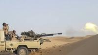 الجوف.. الجيش يحبط هجوماً للحوثيين بجبهة الجدافر جنوب شرقي المحافظة