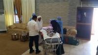 طفلان سياميان يغادران حضرموت لعملية فصل في السعودية