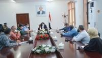 رعاية الأطفال: لدينا خطة لتغطية كثير من البرامج وأولوياتنا في محافظة تعز