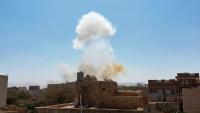 الحوثيون يستهدفون بصاروخ باليستي منزل قائد المقاومة في مأرب