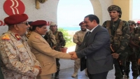 وزير الداخلية يطلع على الأوضاع الأمنية في ساحل حضرموت