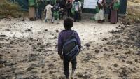 """منظمة """"سام"""": ممارسات الحوثي بحق الأطفال ترقى لجرائم حرب"""