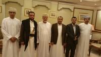 برفقة ناطق الحوثيين.. وفد عماني رفيع المستوى يصل صنعاء
