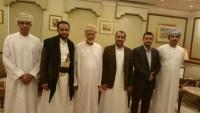 الوفد العماني يبحث مع زعيم الحوثيين سبل إحياء مسار السلام في اليمن