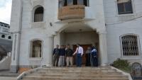 الاتحاد الدولي للصحفيين يدين الاعتداء على المؤسسات الإعلامية في عدن
