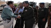 وزيرا الداخلية والصحة يطلعان على الأوضاع الأمنية والصحية في محافظة المهرة