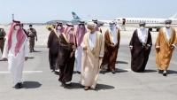وصول وزير الخارجية السعودي إلى مسقط لبحث الوضع في اليمن