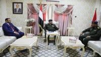 وزير الداخلية يشدد على أهمية تماسك القوى الأمنية في سقطرى