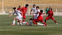 منتخبنا الوطني يخسر أمام نظيره التونسي بهدفين