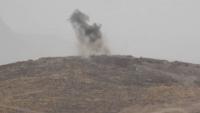 الجيش الوطني يحبط هجوماً حوثياً في صعدة