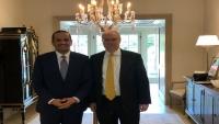 أمريكا وقطر تؤكدان أهمية التوافق الإقليمي لحل أزمة اليمن
