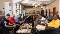 اجتماع فني وإداري تمهيدا لبدء معسكر تدريبي للمنتخب اليمني في المهرة