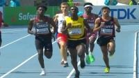 عداء يمني يتأهل إلى نصف نهائي العالم لألعاب القوى في نيروبي