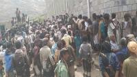 الإفراج عن 24 عسكريا محتجزين لدى قبليين غربي لحج
