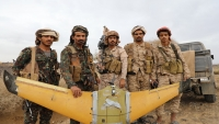 الجيش يعلن إسقاط طائرة مسيرة للحوثيين شرقي صعدة
