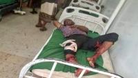 """الحكومة تستنفر طاقاتها لتقديم الرعاية الطبية لجرحى هجوم قاعدة """"العند"""""""