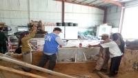 الأمم المتحدة تبدأ في تدريب فريق لإزالة الألغام من الحديدة