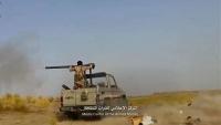 مقتل 10 حوثيينوتدمير آليات عسكرية شرقي الجوف
