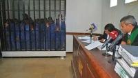 نيابة الحوثي تحدد موعد تنفيذ حكم بإعدام أربعة مدانين بقتل الشاب عبد الله الأغبري