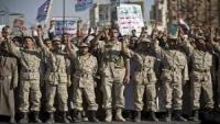 عمران .. الحوثيون يطردون سكانا محليين ويحولون منطقتهم لمعسكر تدريب على الطيران المسيّر