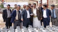 تدشين المرحلة الثانية لاستبدال أكثر من 11 ألف أسطوانة غاز تالفة في مناطق سيطرة الحوثي
