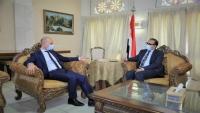 """""""الصحة"""" اليمنية تطلب دعما فرنسيا لإنشاء مركز جراحي في مأرب"""