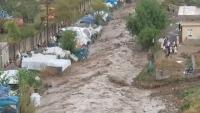 """""""الأرصاد"""" يتوقع هطول أمطار غزيرة على أغلب مناطق اليمن"""
