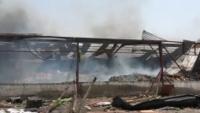 الحكومة: هجوم الحوثي على ميناء المخا تحدٍ لجهود إنهاء الحرب في اليمن