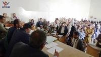 محكمة حوثية تقضي بإعدام المدان بقتل الأكاديمي محمد نعيم رميا بالرصاص