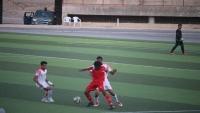تعادل إيجابي بين اتحاد إب وفحمان أبين في افتتاح الجولة الثالثة من منافسات الدوي اليمني الممتاز