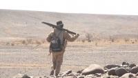 قتلى وجرحى من الحوثيين بقصف مدفعي للجيش جنوبي مأرب