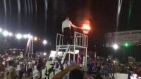 احتفالية في الخوخة توقد شعلة 26 سبتمبر وتتعهد بمواصلة التحرير حتى استعادة الجمهورية