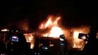 مقتل وإصابة 34 شخصا بهجوم صاروخي حوثي استهدف احتفالا بذكرى ثورة 26 سبتمبر شمالي حجة